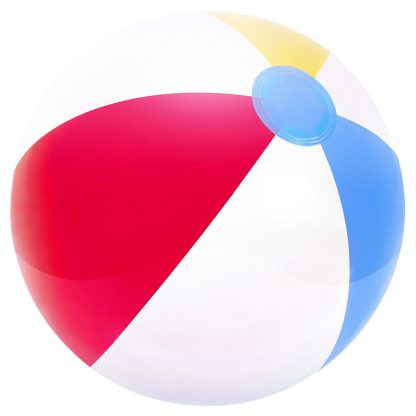 Inflatable Beach Ball (50cm)