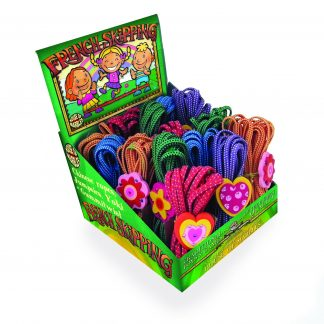 French Skipping Ropes in assortment of colours