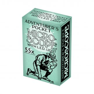 Adventurers Pocket Microscope box