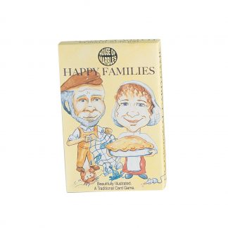Traditional Children's Card Games - Happy Families
