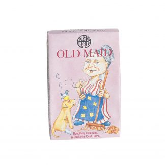 Children's Card Games - Old Maid