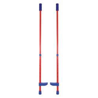 Fully extended Steady Stilts