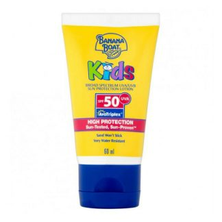 Banana Boat Kids SPF50 Sun Lotion 60ml