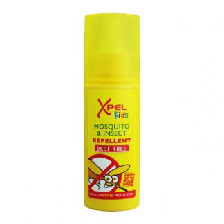 Xpel Kids Mosquito & Insect Repellent Deet Free 70ml pump spray