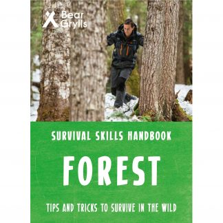 Bear Grylls Survival Skills Handbook Forest